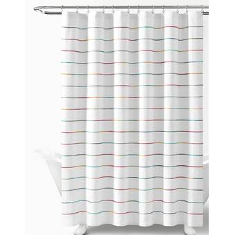 Shower Curtain Blue Marimekko Pikku Lokki