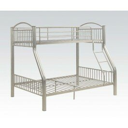 Pharr Twin Over Full Slat Bed by Zoomie Kids