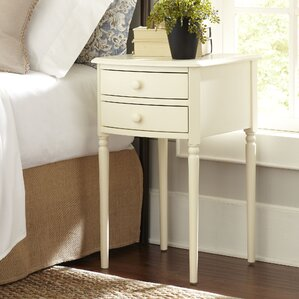 Small Night Table nightstands & bedside tables you'll love | wayfair
