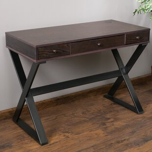 Ebern Designs Starcher Writing Desk with ..