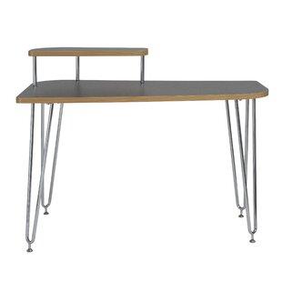 Etna Shelf Writing Desk by Wrought Studio #1