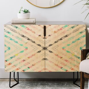 Pattern State Valencia Server by East Urban Home