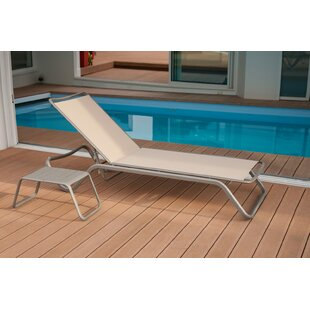 Bezu Sun Lounger (Set Of 2) By Sol 72 Outdoor