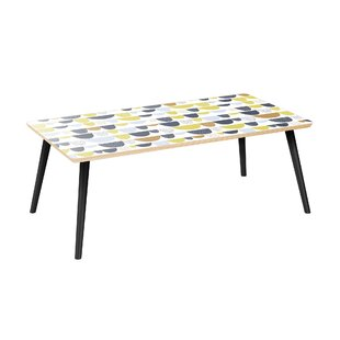 Juston Coffee Table by Brayden Studio Amazing
