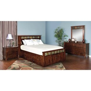Fresno Platform Configurable Bedroom Set by Loon Peak