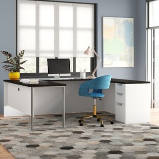 Kadian Reversible U-Shape Executive Desk