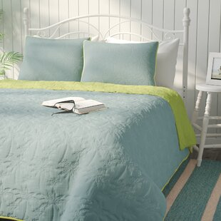 Yarra East Beach Reversible Quilt Set