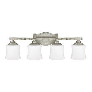 Willa Arlo Interiors Erroll 4-Light Vanity Light