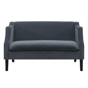 Bourg Tight Back Loveseat