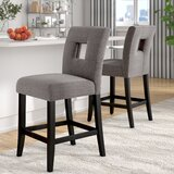 Zarina 24 Counter Stool (Set of 2) by Winston Porter