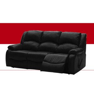 Dane Leather Reclining Sofa  sc 1 st  Wayfair : red leather recliner chairs - islam-shia.org