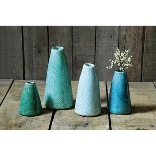 Ebbert Terra Cotta Vases