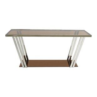 Kimzey Console Table by Latitude Run