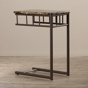 Reviews Keiper End Table by Ebern Designs