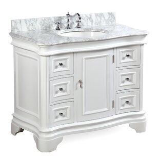 Katherine 42 Single Bathroom Vanity Set by Kitchen Bath Collection