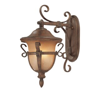 Best Choices Tudor 3-Light Outdoor Wall Lantern By Kalco