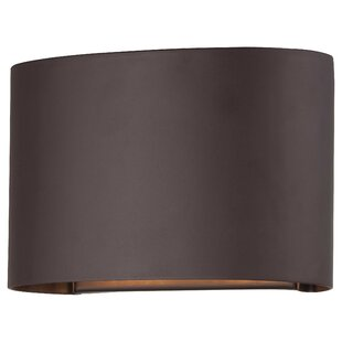 Everton 2-Light Outdoor Flush Mount By Great Outdoors by Minka Outdoor Lighting