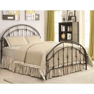 Sarber Panel Bed by Three Posts