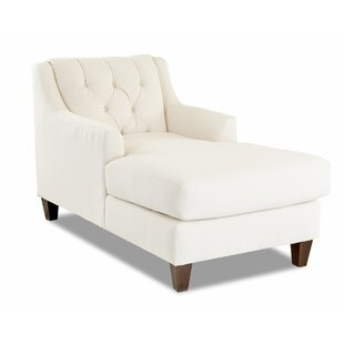 Charity Chaise Lounge by Wayfair Custom Upholstery™ Reviews
