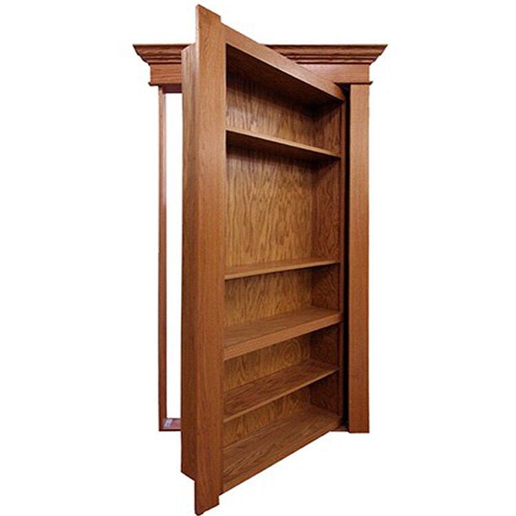 Hidden Bookcase Door Pivot Hinge Kit