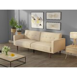 Pooler Twin 83.5 Split Back Convertible Sofa by Ivy Bronx