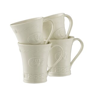 Claddagh Mug (Set of 4)