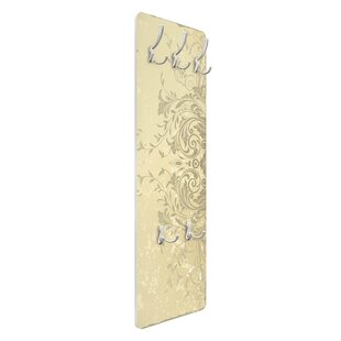 Delicate Fresco Wall Mounted Coat Rack By Symple Stuff