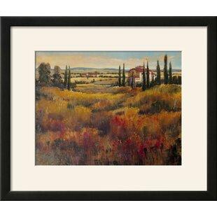 01dbd07340e  Tuscany I  Framed Graphic Art Print
