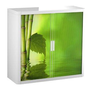 Paperflow EasyOffice 2 Door Accent Cabinet