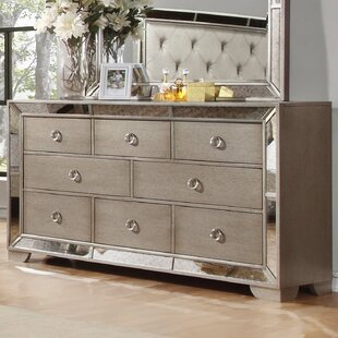 Chesmore 8 Drawer Dresser