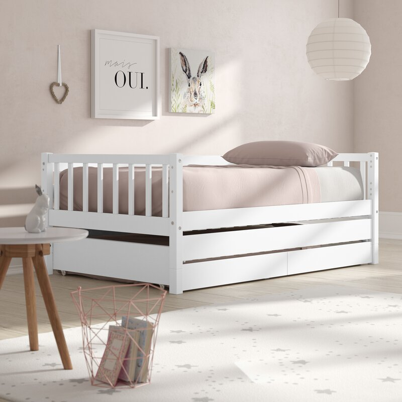 Booth Daybed with Trundle