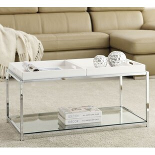 Affordable Boger Coffee Table By Wrought Studio