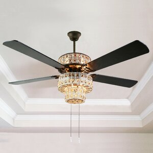 Indoor ceiling fans youll love wayfair save to idea board mozeypictures Gallery