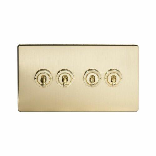 Wandmontierter Lichtschalter Ashtabula ClearAmbient | Baumarkt > Elektroinstallation > Lichtschalter | ClearAmbient