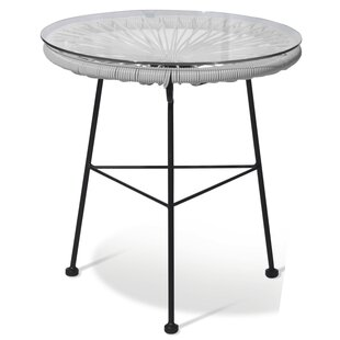 Loucks Metal Patio Table By Sol 72 Outdoor