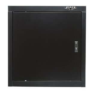 26 H x 26 W x 15.75 D 1 Door Wall Cabinet with Steel Frame by Viper Tool Storage