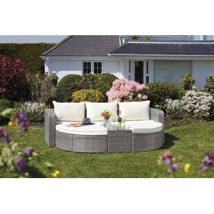 Boonton Garden Daybed With Cushions By Sol 72 Outdoor