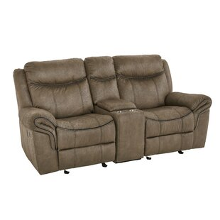 Shop Roloff Reclining Loveseat by Charlton Home