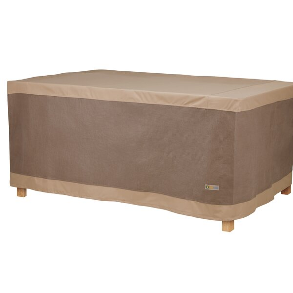 Excellent Rectangle Patio Table Cover Wayfair Ca Download Free Architecture Designs Scobabritishbridgeorg