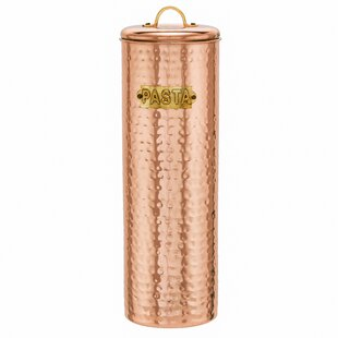 Copper Kitchen Canisters | Wayfair