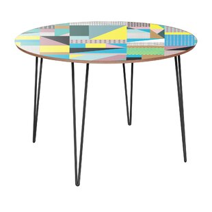 Copperfield Dining Table by Wrought Studio Cool
