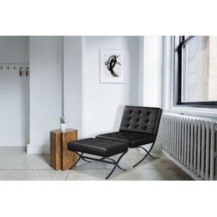 Shiflett Lounge Chair and Ottoman