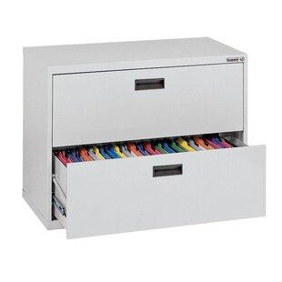 Sandusky Cabinets 400 Series 2-Drawer Lat..