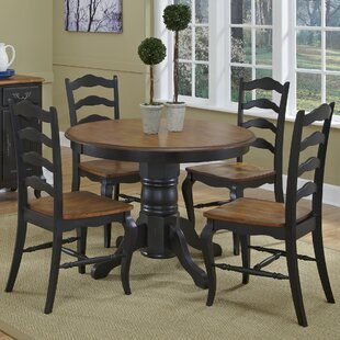 Allaire 5 Piece Dining Set Lark Manor