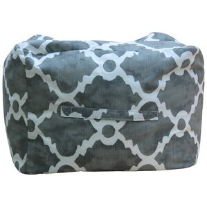 Premiere Home Madrid Summerland Ottoman by Fox Hill Trading