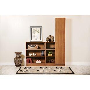 Gabriela 3 Piece Standard Bookcase by Latitude Run