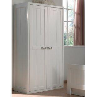 Anthony 2 Door Wardrobe By Harriet Bee