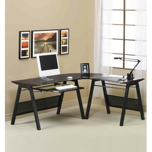 Best Reviews L-Shape Computer Desk by Monarch Specialties Inc.