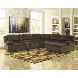 Malta Reclining Sectional Alcott Hill