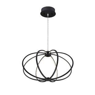 Leggero 8-Light Globe Pendant by Eurofase
